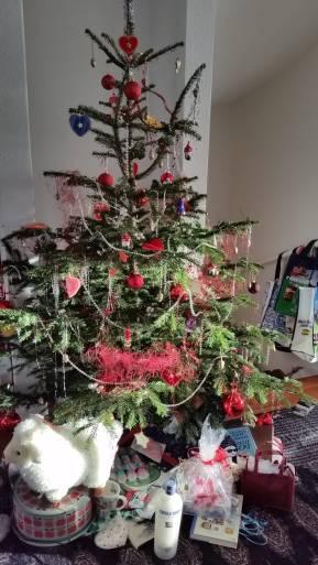 The Celtic Fragment Christmas Tree